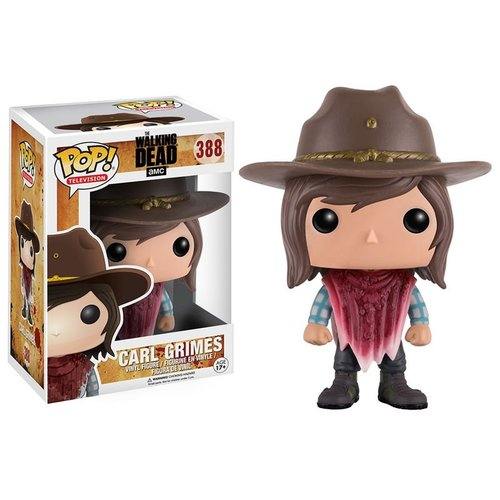 The Walking Dead Funko Pop - Carl Grimes - No. 388