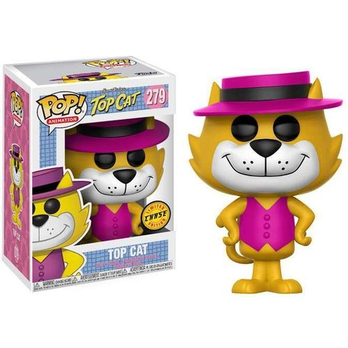 Top Cat Funko Pop - Top Cat - No. 279 - Chase