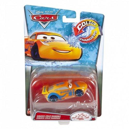 Disney Cars Dinoco Cruz Ramirez (Color Changers)