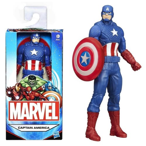 Marvel Action Figures - Captain America