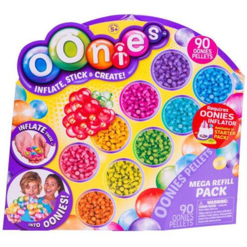 Oonies Oonies - 90 Oonies Ballonnetjes - Navulverpakking