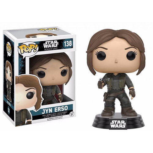 Star Wars Funko Pop - Jyn Erso - No 138