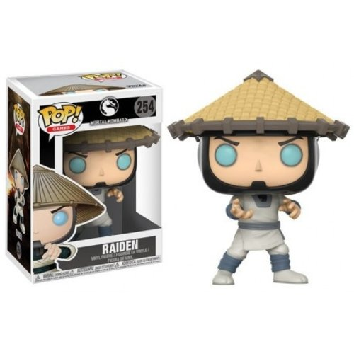 Mortal KombatX Funko Pop - Raiden - No 254