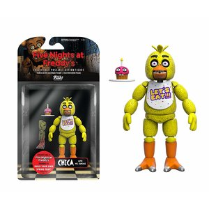 Five Nights at Freddy's Funko - Chica with Mr. Cupcake