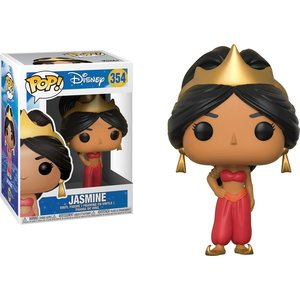Disney Funko Pop - Jasmine Rood - No 354