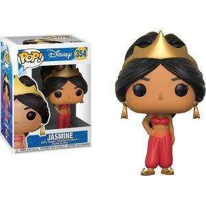 Disney Princess Funko Pop - Jasmine Red  - No 354