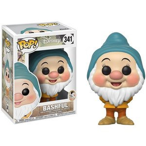 Disney Funko Pop - Bashful - No 341
