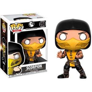 Mortal KombatX Funko Pop - Scorpion - No 250