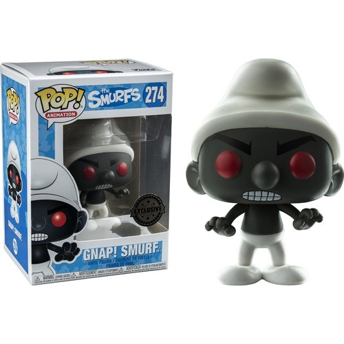 The Smurfs Funko Pop - Gnap ! Smurf  - No 274