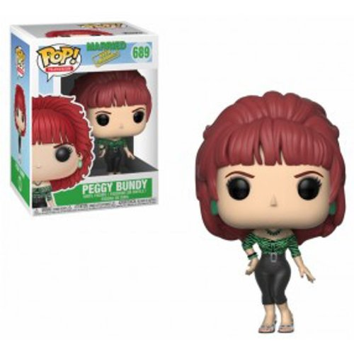 Married with Children Funko Pop - Peggy Bundy  - No 689