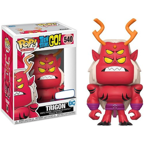 Teen Titans Go! Funko Pop - Trigon  - No 540