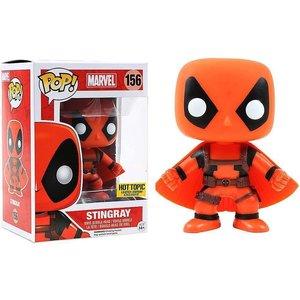 Marvel Funko Pop - Stingray - No 156