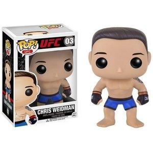 UFC Funko Pop - Chris Weidman - No 03