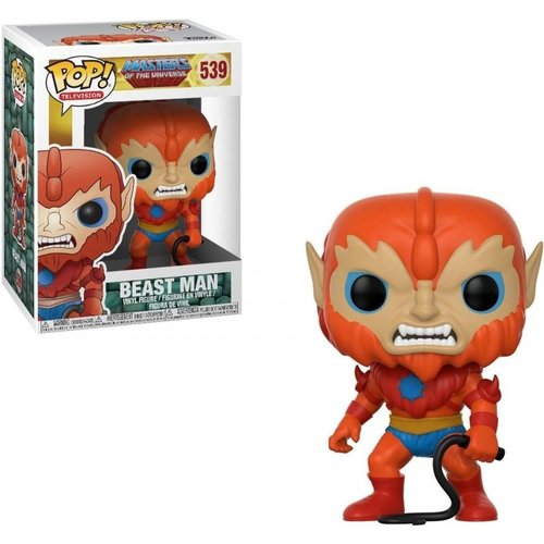 Masters of the Universe Funko Pop - Beast Man - No 539