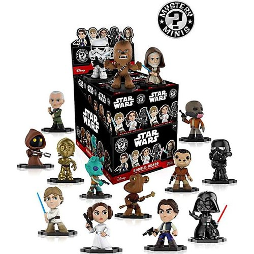 Star Wars Funko Mystery Minis - Star Wars Classics - Bobble Head