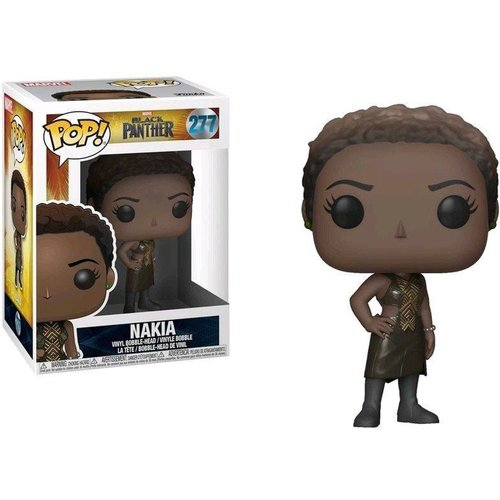 Black Panther Funko Pop - Nakia - No 277
