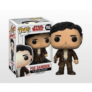Star Wars Funko Pop - Poe Dameron - No 192
