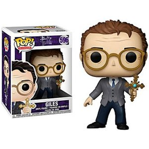 Buffy the Vampire Slayer Funko Pop - Giles - No 596