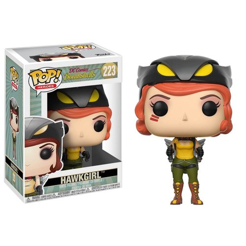 DC Comics Funko Pop - Hawkgirl - No 223