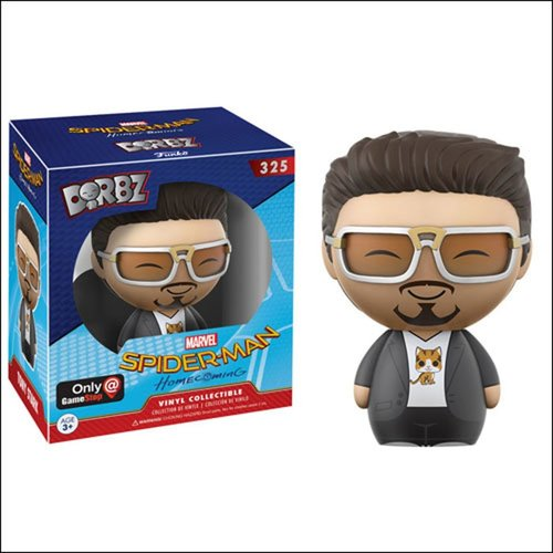 Marvel Funko Dorbz - Tony Stark - No 325
