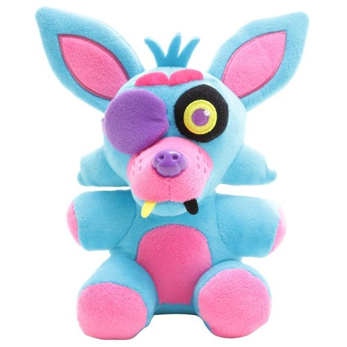 Five Nights at Freddy's Funko Plushies - Foxy Blacklight Blue