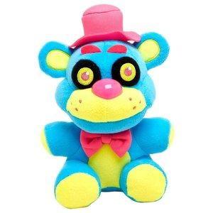 Five Nights at Freddy's Funko Plushies - Freddy Blacklight Blue