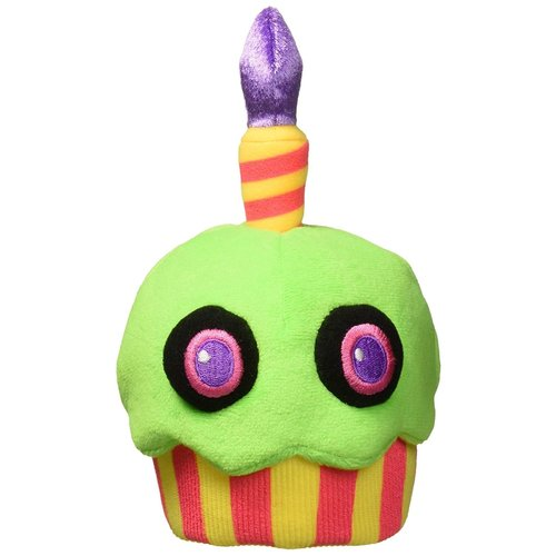 Five Nights at Freddy's Funko Plushies - Cupcake Blacklight Green
