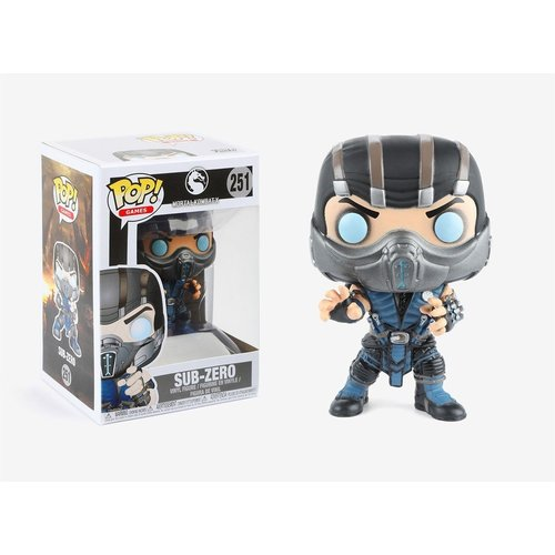 Mortal KombatX Funko Pop - Sub-Zero - No 251