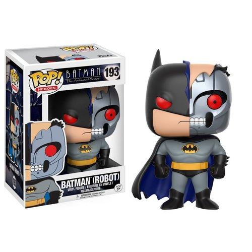 Batman Funko Pop - Batman (Robot) - No. 193