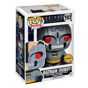 Batman Funko Pop - Batman (Robot) - No. 193 - CHASE