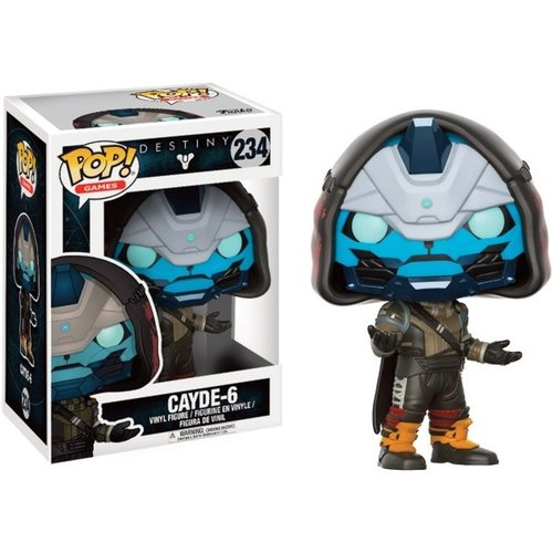 Destiny Funko Pop - Cayde-6 - No 234