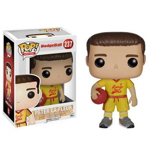 Dodgeball Funko Pop - Peter La Fleur - No 237