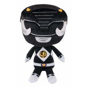 Power Rangers Funko Plushies - Black Ranger