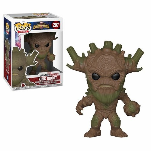 Contest of Champions Funko Pop - King Groot - No 297