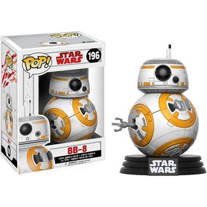 Star Wars Funko Pop - BB-8 - No 196