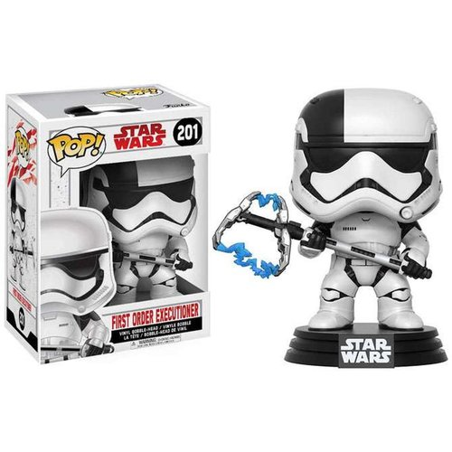 Star Wars Funko Pop - First Order Executioner - No 201
