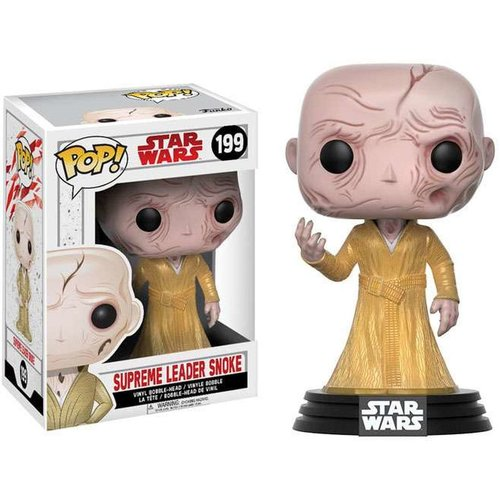 Star Wars Funko Pop - Supreme Leader Snoke - No 199