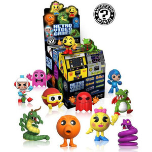 Retro games Funko Mystery Minis - Retro Games - Series 1