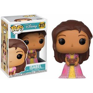 Disney Funko Pop - Isabel  - No 317