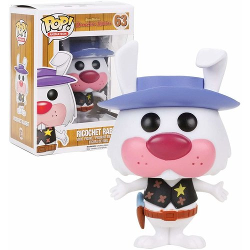 Ricochet Rabbit Funko Pop - Ricochet Rabbit - No 63