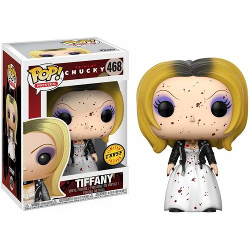 Bride of Chucky Funko Pop - Tiffany - No 468  - CHASE