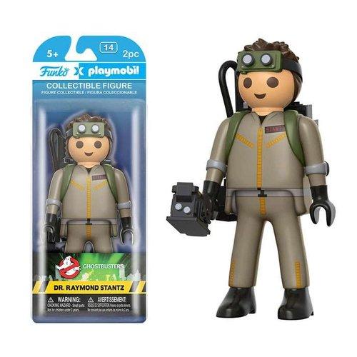 Ghostbusters Funko Playmobil - Dr. Raymond Stantz