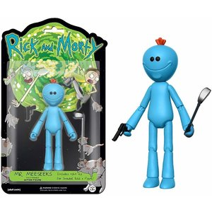 Rick And Morty Funko Action Figure - Mr. Meeseeks