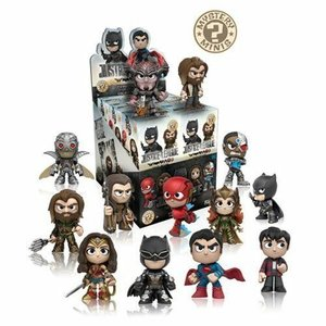 Justice League Funko Mystery Mini - Justice League