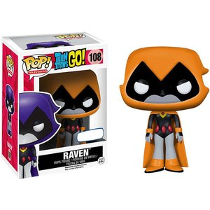 Teen Titans Go! Funko Pop - Raven - No 108
