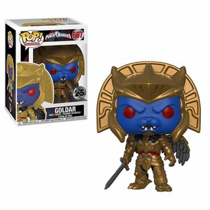 Power Rangers Funko Pop - Goldar  - No 667