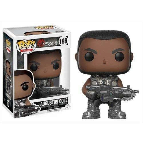 Gears of War Funko Pop - August Cole - No 198