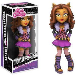 Monster High Funko Rock Candy - Clawdeen Wolf