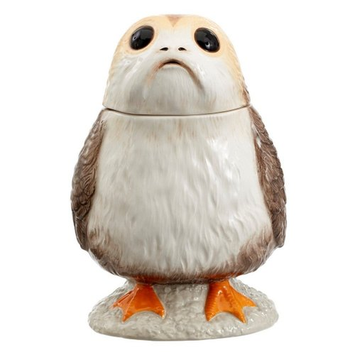 Star Wars Funko - Ceramic Cookie Jar with Sounds - Porg