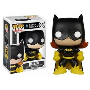 DC Comics Funko Pop - Batgirl - No 03